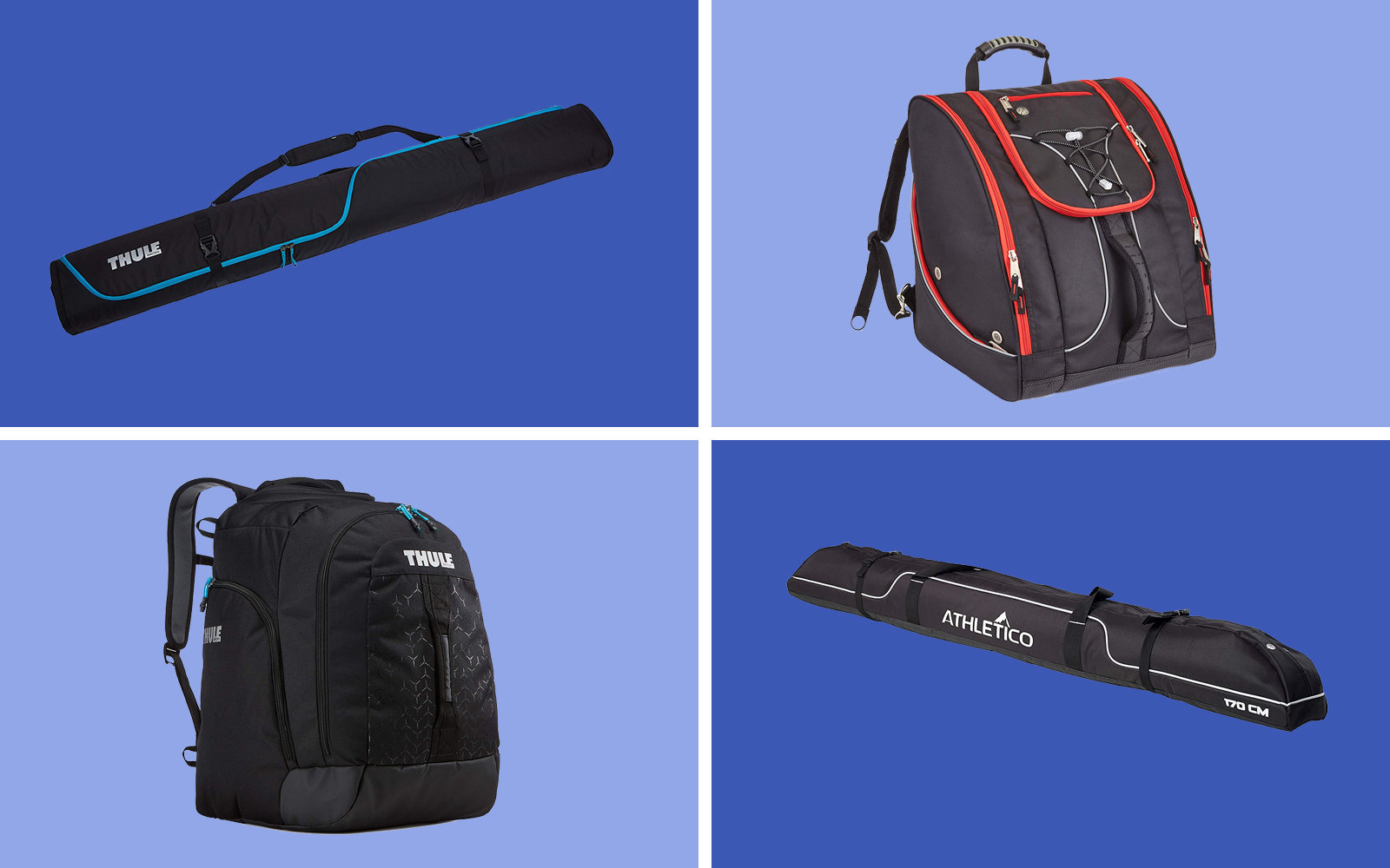 Best Ski Bags Collage Tout