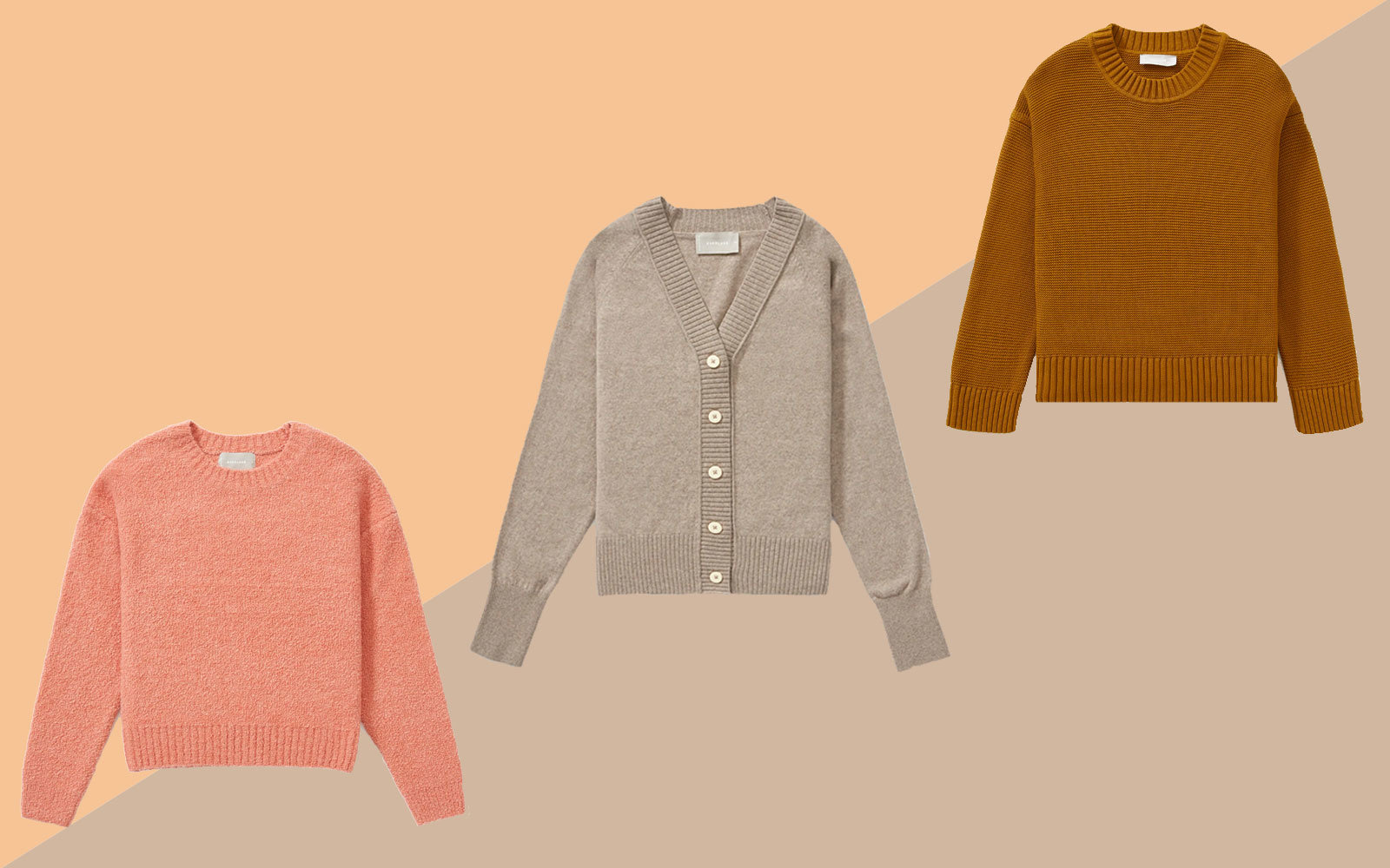 Collection of Everlane Sweaters