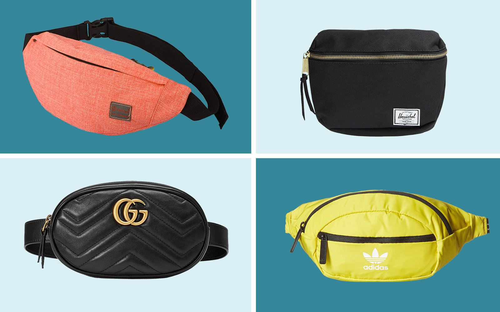 The 9 Best Fanny Packs for Travel, According to Customer Reviews