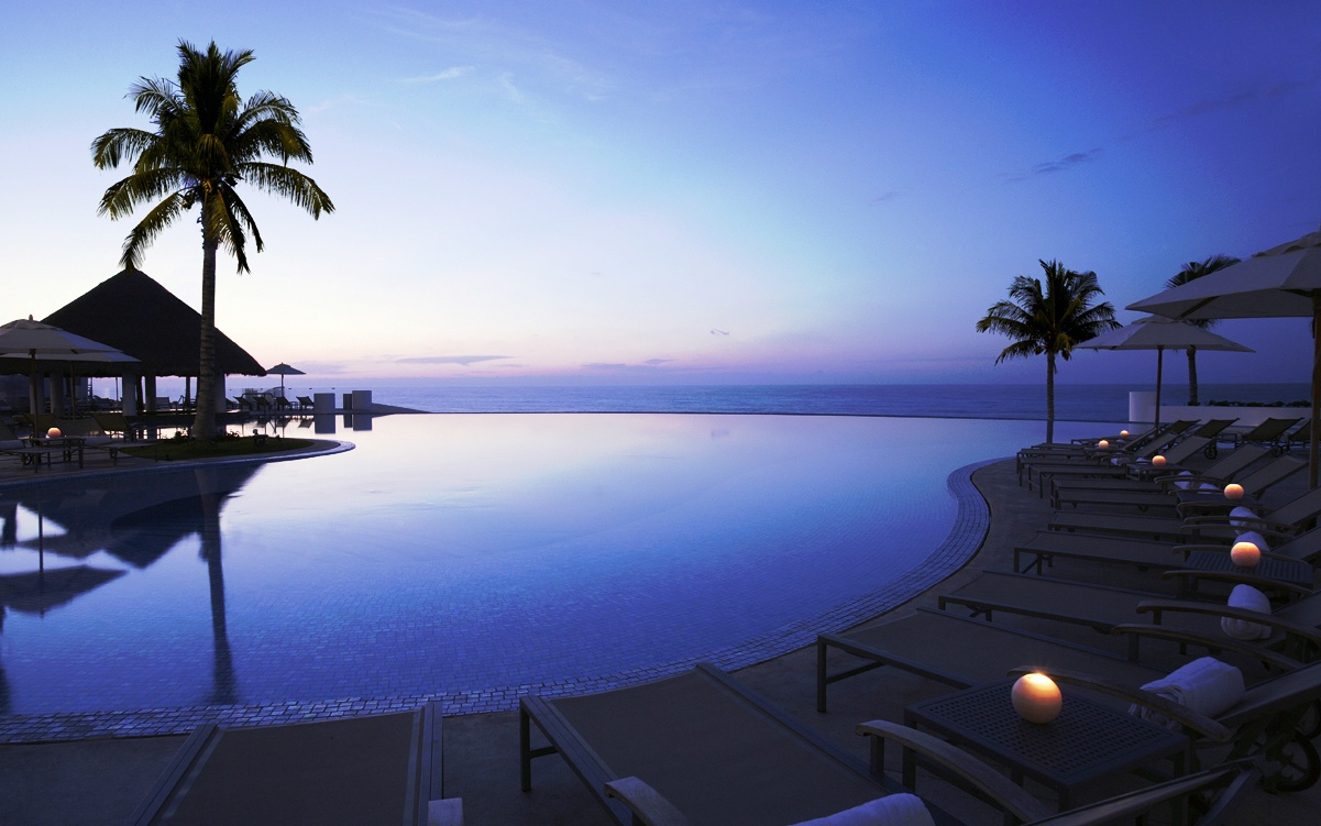 best all inclusive vacations for couples Le Blanc Spa Resort, Cancún, Mexico