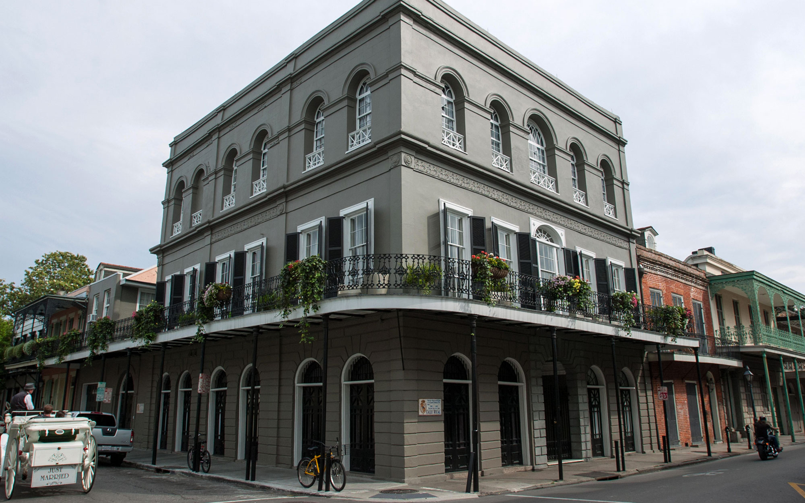 LaLaurie House Mansion New Orleans