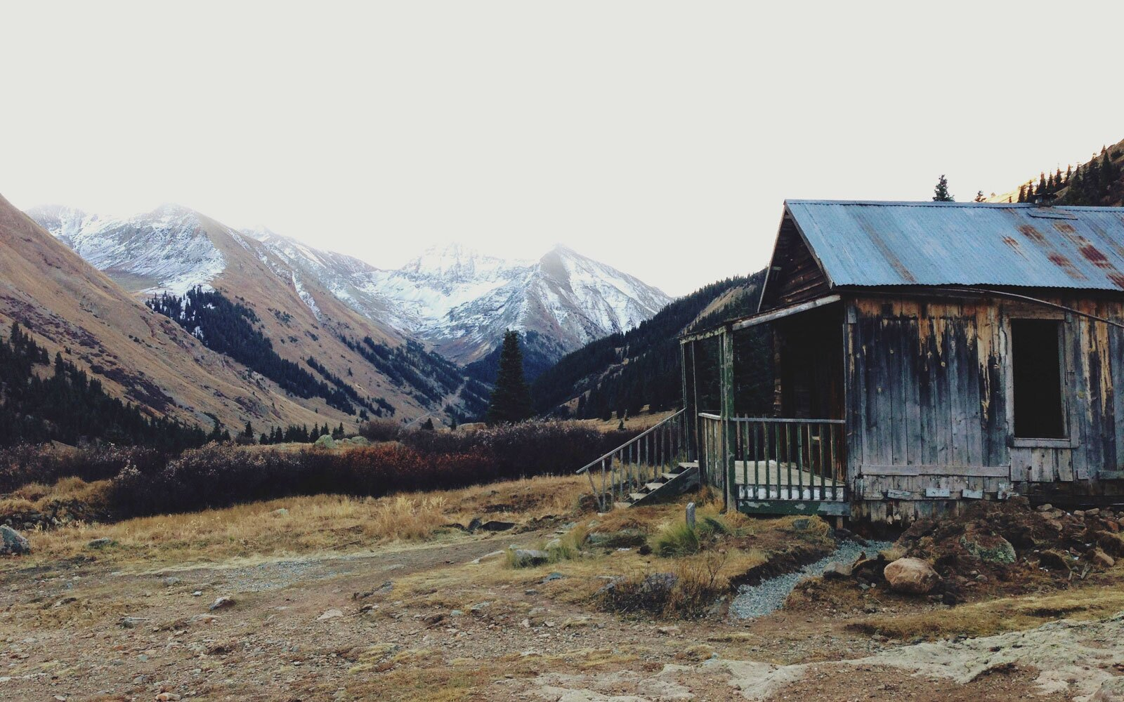 America's Coolest Ghost Towns | Travel + Leisure