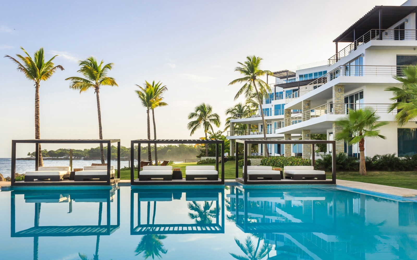 The Gansevoort Hotel in Puerto Plata, DR