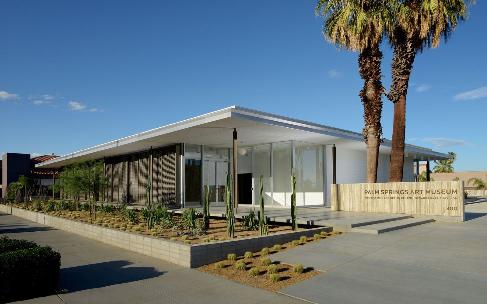 Architecture and Design Center, Palm Springs, CA