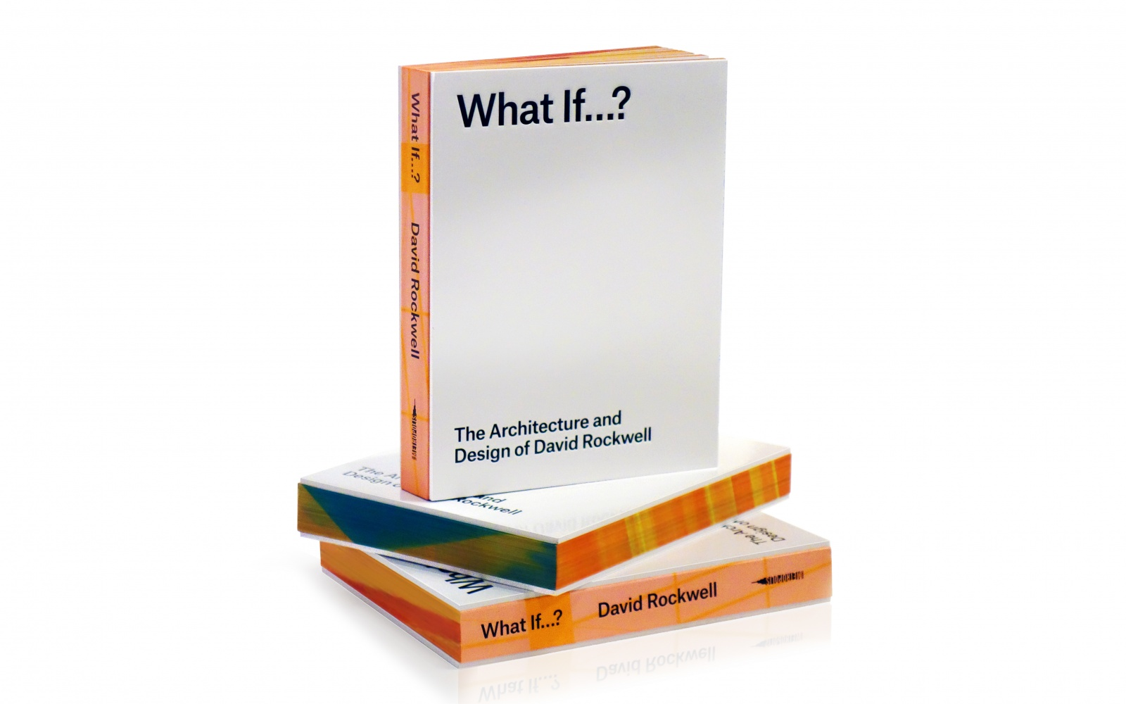 David Rockwell's book  What If…