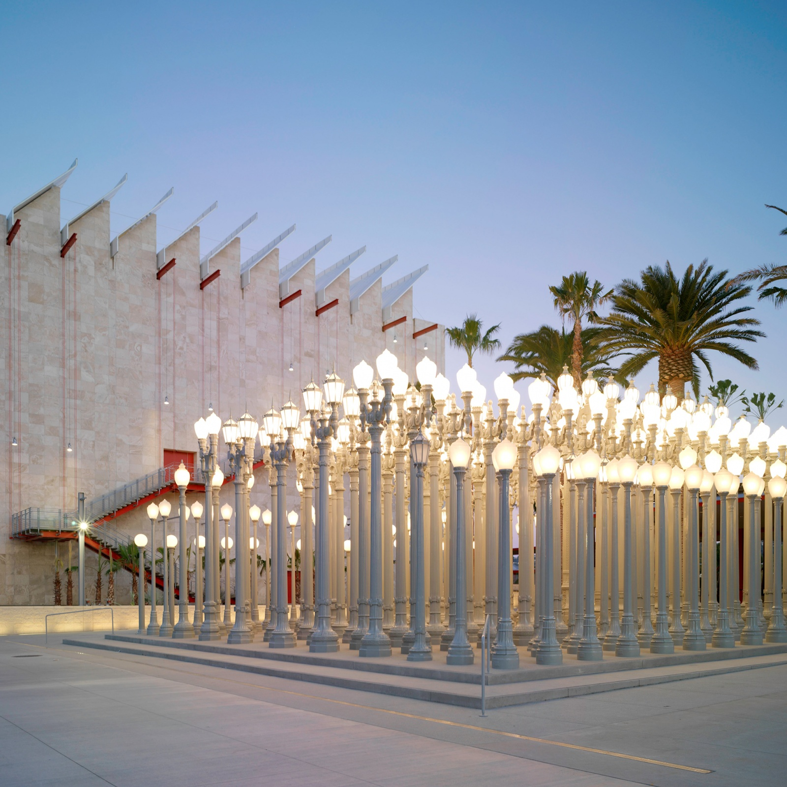 Free Museum Day, Los Angeles County Museum of Art
