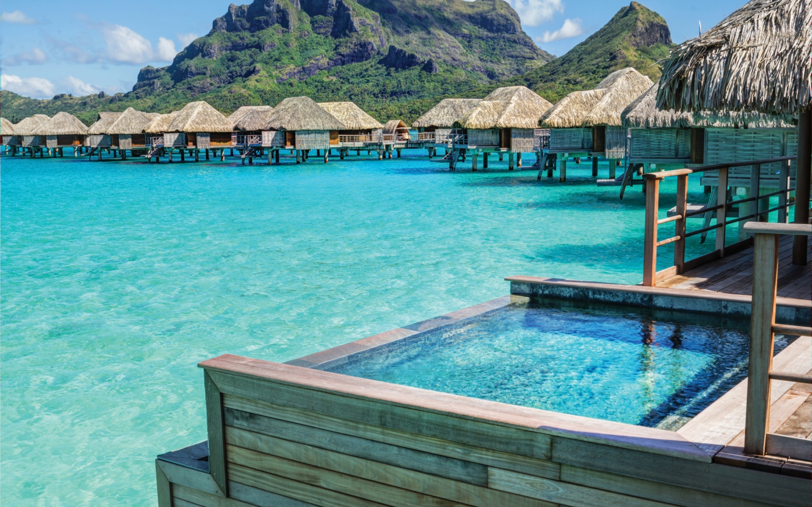 Four Seasons Resort Bora Bora, French Polynesia