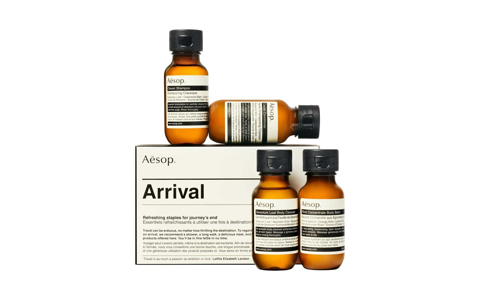 travel toiletry kit aesop