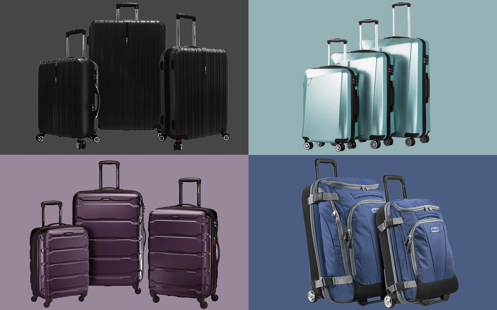 ed40a9f681ab The Best Cheap Luggage Sets | Travel + Leisure