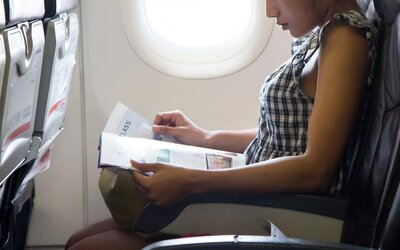 How to Relieve Bloating After Flying | Travel + Leisure