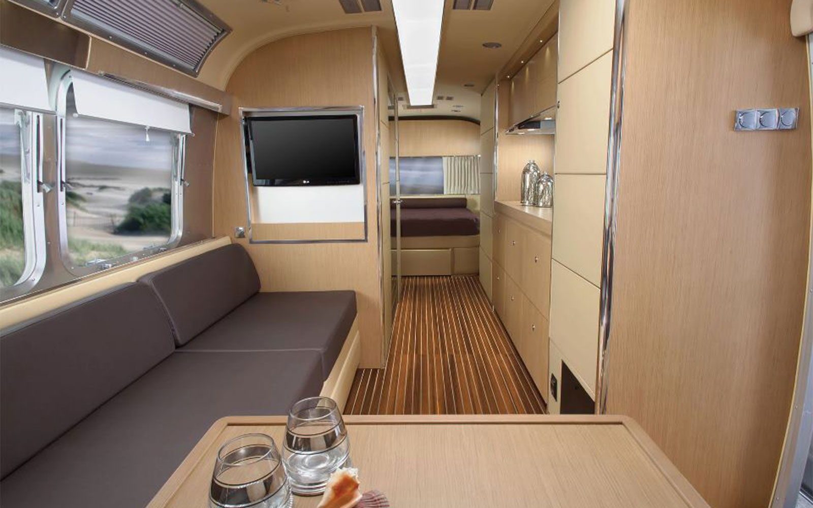Airstream Camper, USA