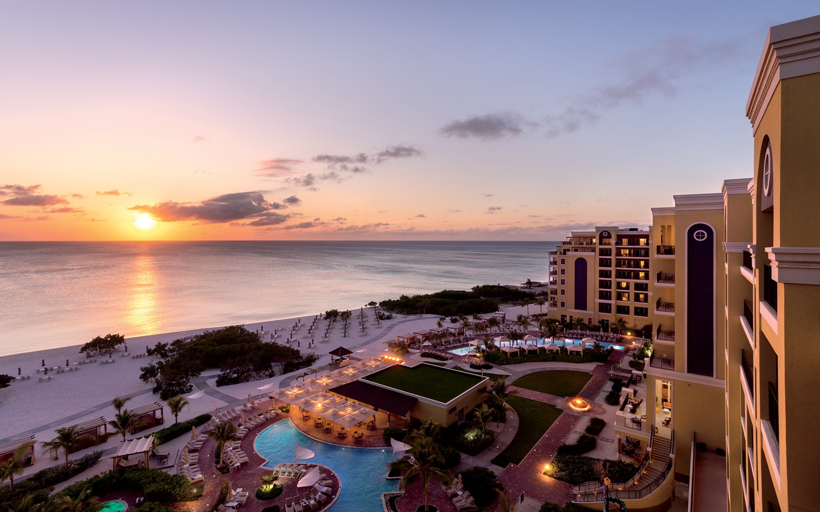 No. 11: The Ritz-Carlton, Aruba