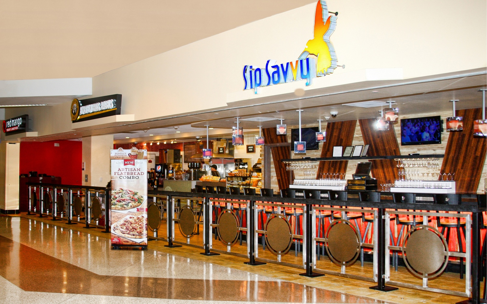 Sip Savvy at San Jose International Airport