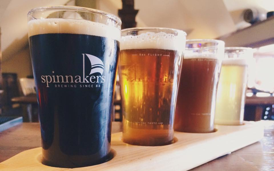 Spinnakers Brewpub at Victoria International Airport