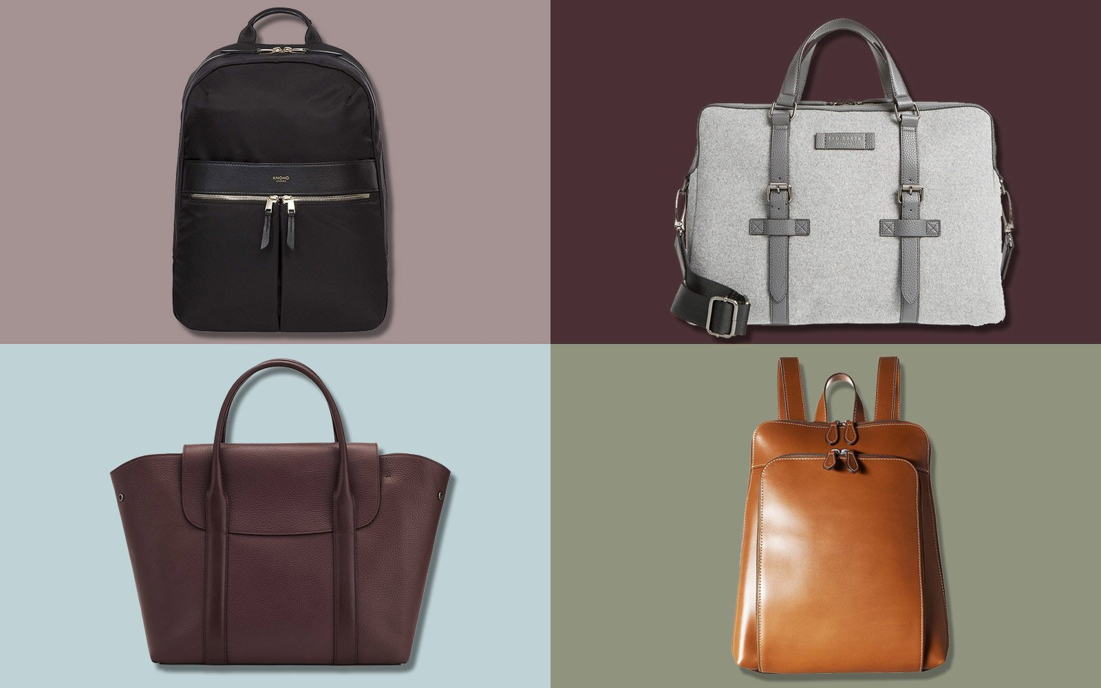 0ba293f9412 19 Stylish and Sturdy Laptop Bags for Business Travelers