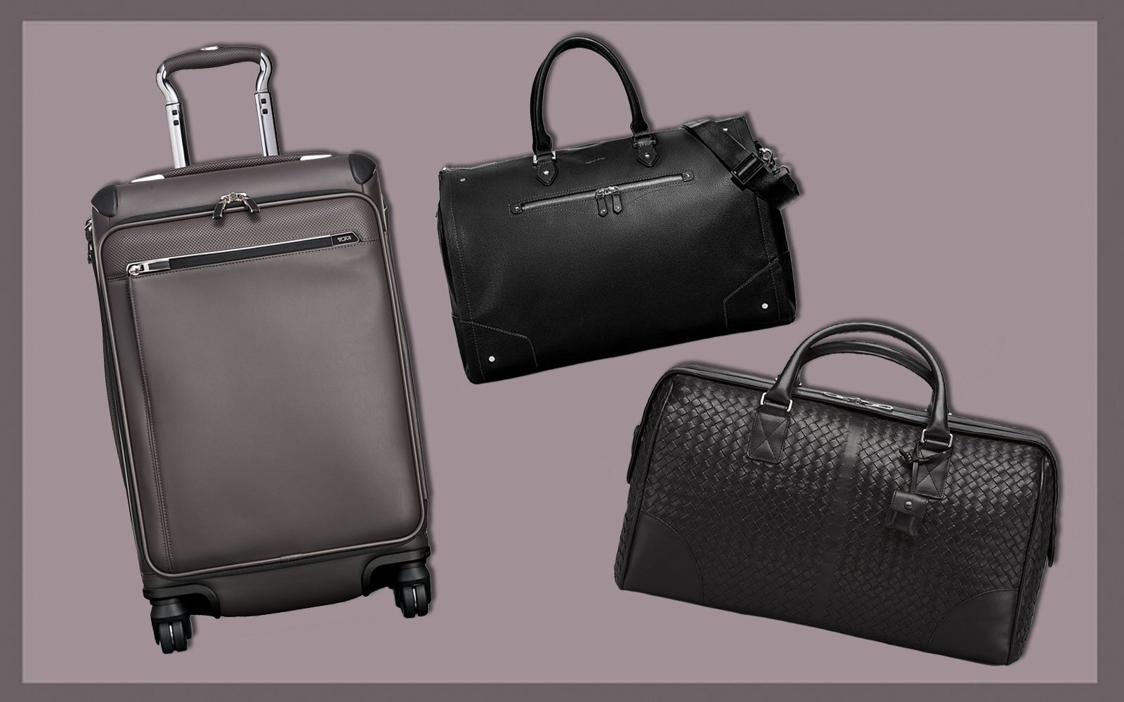 11 Leather Luggage Picks That Will Never Go Out of Style  710aa9c76a429