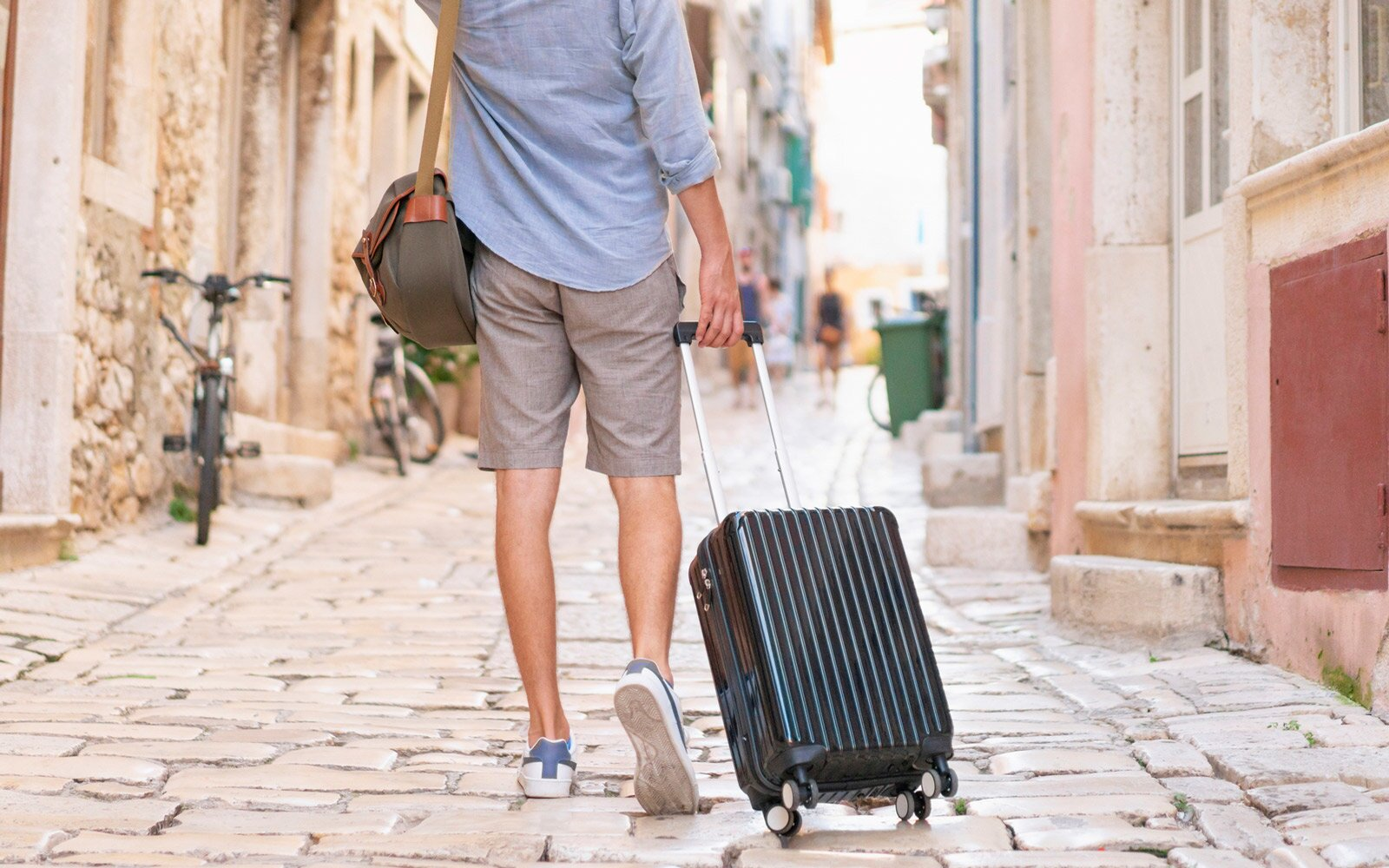 b48929720 The Best Lightweight Luggage You Can Buy in 2019 | Travel + Leisure