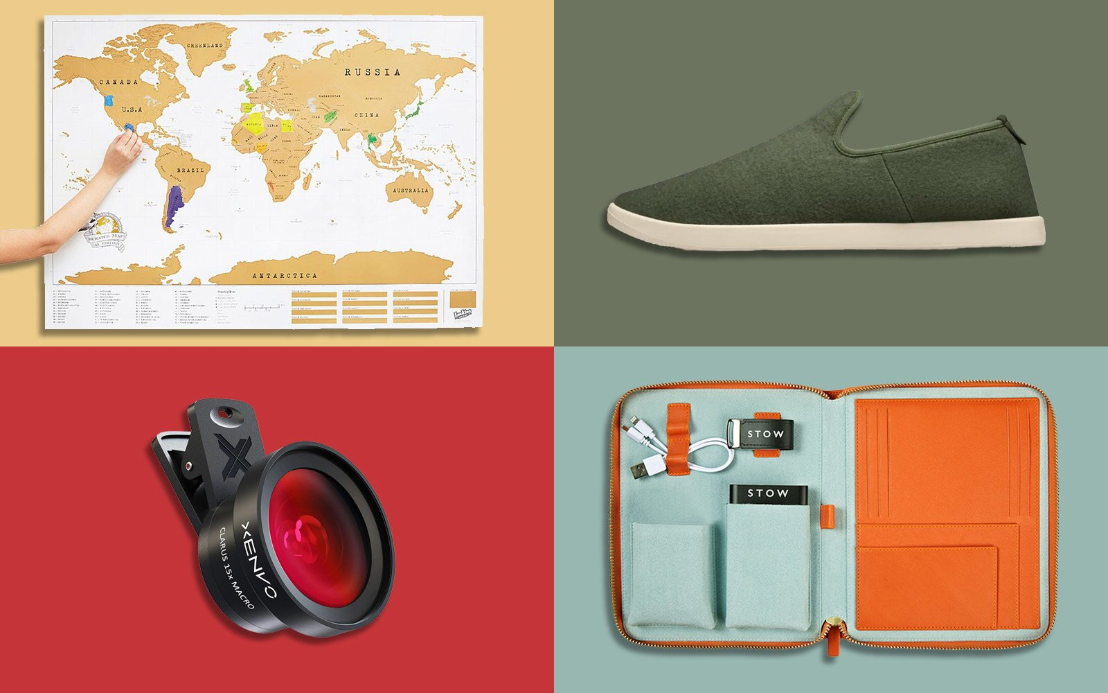The Best Gift Ideas for Travelers