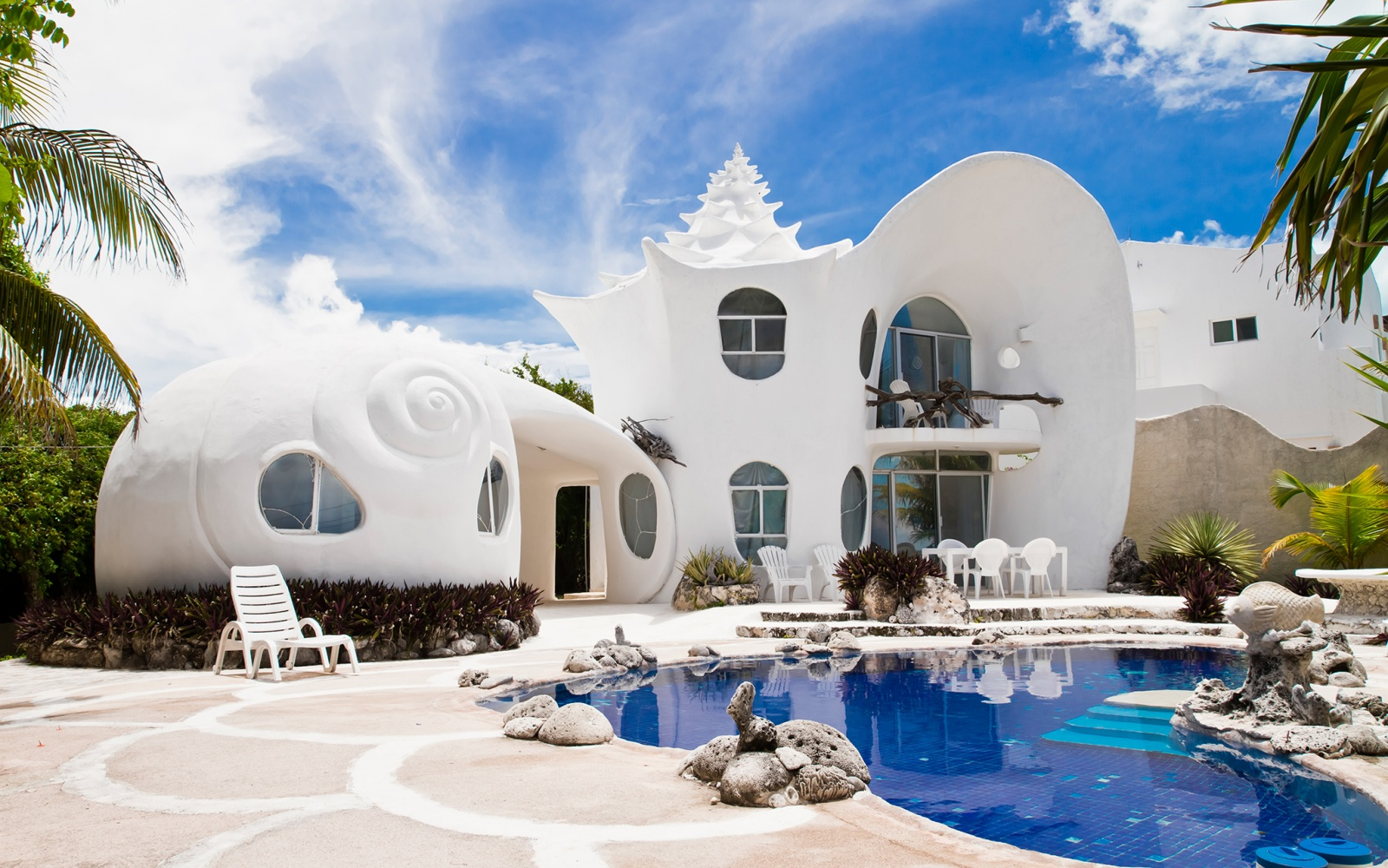 Seashell House, Airbnb