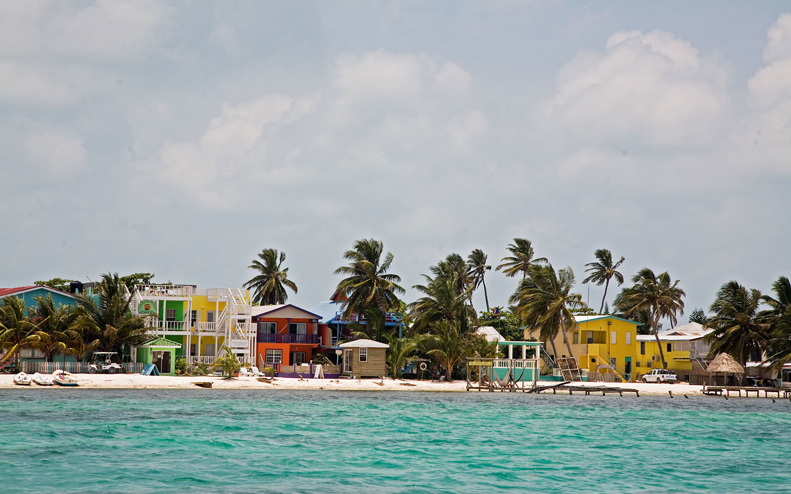 No. 5: Caye Caulker, Belize