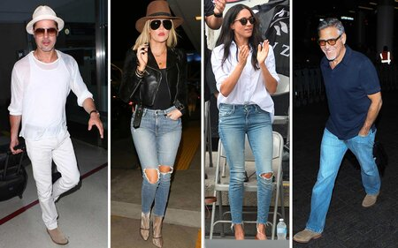 13 Pairs of Jeans Celebrities Wear When They Travel 0cd1e388d092