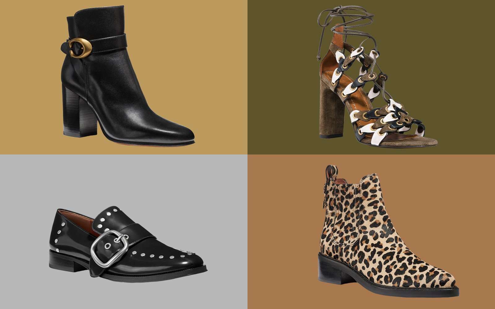 b3a9d8d130c The Best Shoes on Sale at Coach Right Now