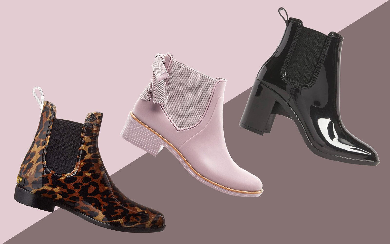 744aed66aa70 9 Rain Boots That Are Genuinely Cute
