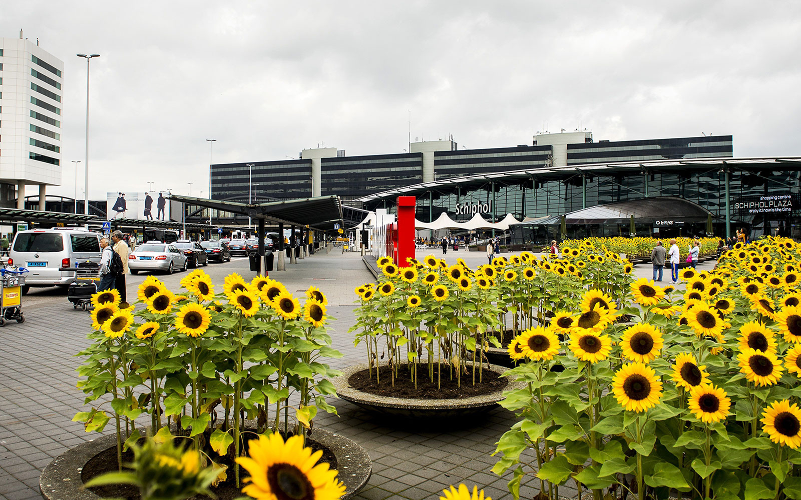 No. 3 Amsterdam Airport Schiphol (AMS)