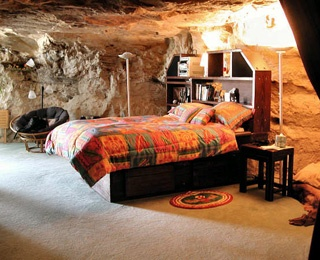 Kokopelli's Cave Bed & Breakfast, New Mexico