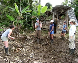 Indigenous Amazon Community Outreach, Ecuador