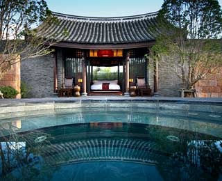 Banyan Tree Lijiang Resort & Spa, Lijiang, China