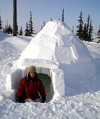 Climate-change study, Arctic Circle Earthwatch Institute