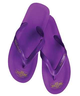 Foam-and-Rubber Flip-Flops