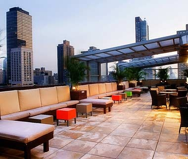 New York: The Empire Hotel Rooftop