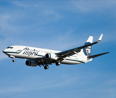 Worst Airlines for Luggage Handling: #9 Alaska Airlines