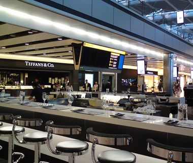 Best Airports#9. London Heathrow Airport