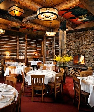 The Snake River Grill, Jackson, WY