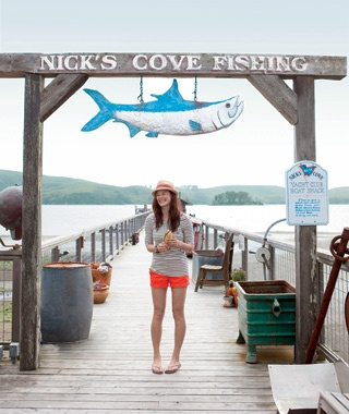 Nick's Cove & Cottages, CA