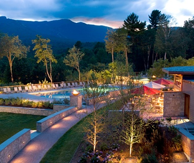 Topnotch at Stowe Resort & Spa, Stowe, VT