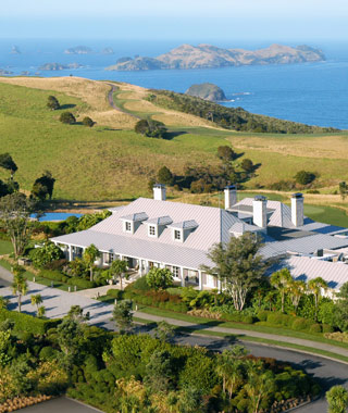 No. 11 Lodge at Kauri Cliffs Matauri Bay, New Zealand