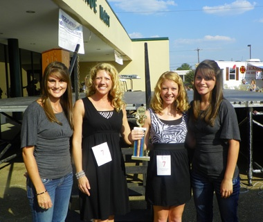 Mother-DaughterLook-Alike Contest, Mississippi State Fair