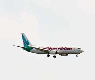 No. 20 (International): Caribbean Airlines