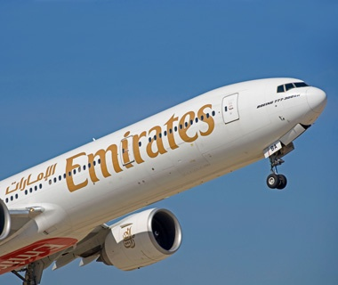 No. 4 (International):  Emirates Airlines