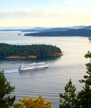 Canada: Through British Columbia's Southern Gulf Islands