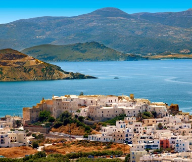 Greece: Between Athens and Santorini