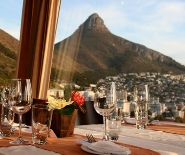 Top of the Ritz: Cape Town