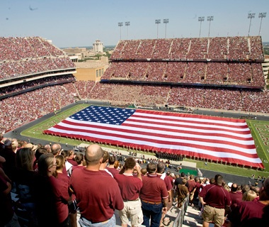 Kyle Field: College Station, TX