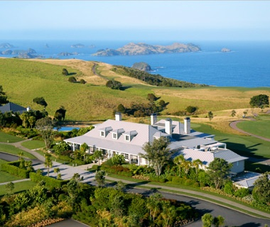 Lodge at KauriCliffs, Matauri Bay,New Zealand