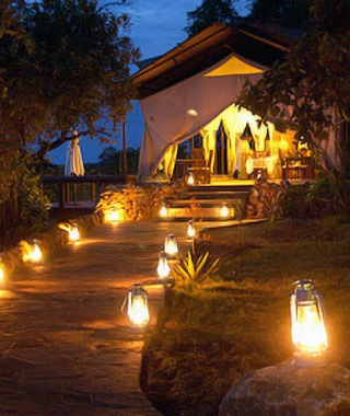 SerengetiMigration Camp,Serengeti NationalPark, Tanzania