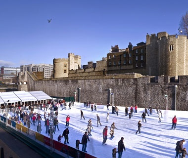 Tower of London Ice Rink, London